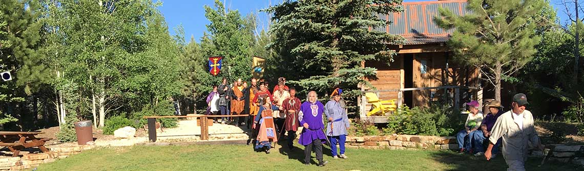 Shakespeare in the Sangres, 2016 Season, WCPA presents King Lear