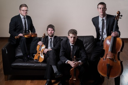 In Concert: Classical Music in the Valley is hosting The Altius Quartet at the Historic Jones Theater in Westcliffe