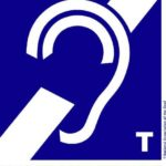 Hearing loop assists those who wear earing aids or need hearing enhancement