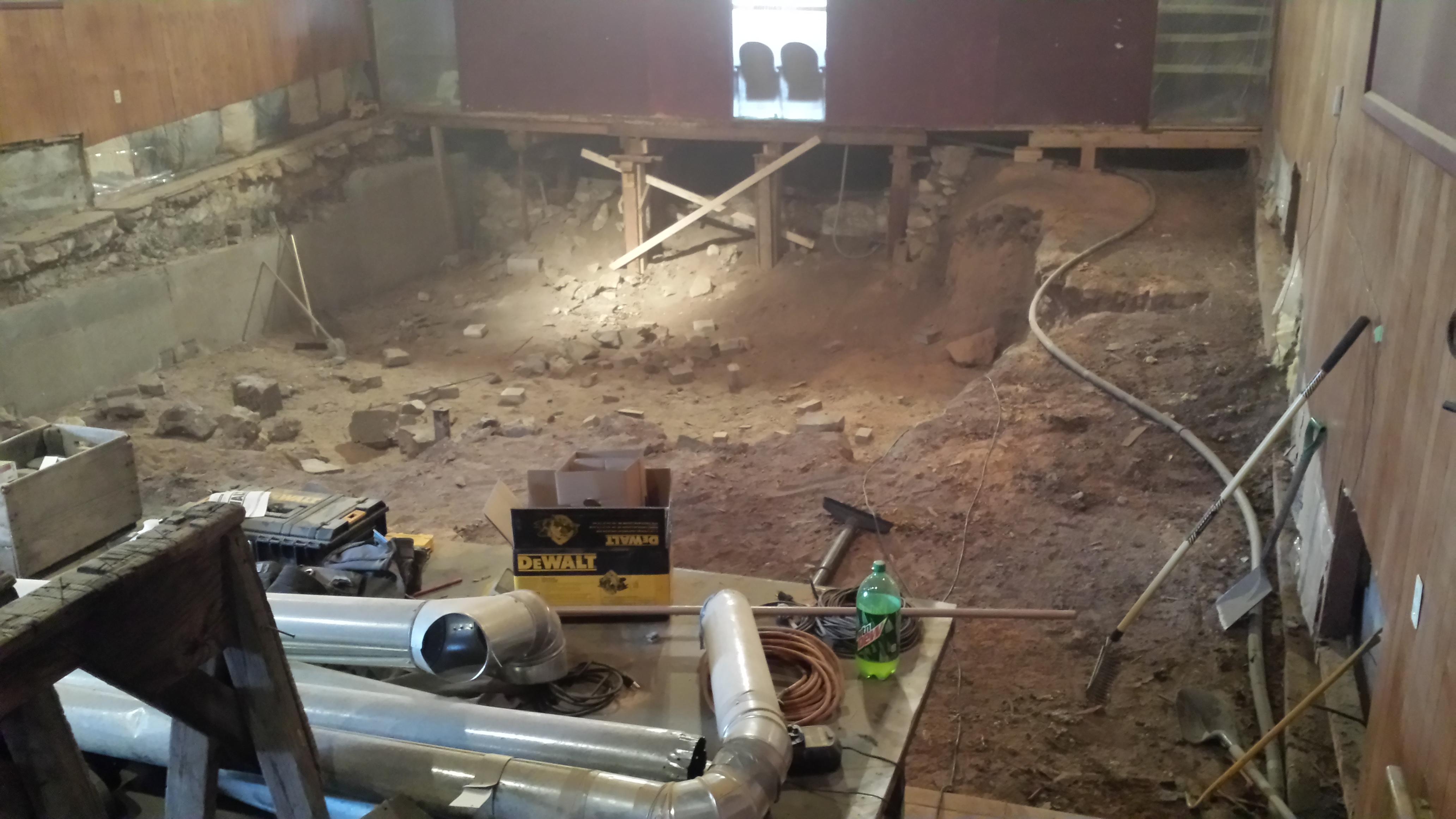 Historic Jones Theater, Westcliffe, Colorado, undergoes major renovation