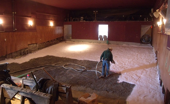 Historic Jones Theater, Westcliffe, Colorado, undergoes major renovation