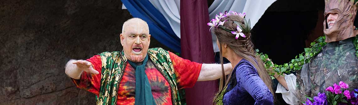 WCPA 2015 Shakespeare in the Sangres, A Midsummer Night\'s Dream