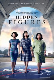 "First-run film ""Hidden Figures"" at the historic Jones Theater in Westcliffe, Colorado"