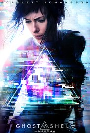 Ghost in the Shell, another first-run film presented by WCPA at the Historic Jones Theater