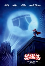 Historic Jones Theater presents Nother first run film, Captain Underpants: The First Epic Movie
