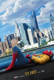 The Historic Jones Theater presents the first-run film Spider-Man: Homecoming