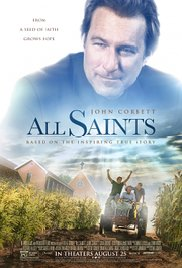 """All Saints,"" another fine first-run film presented at the Historic Jones Theater, Westcliffe, CO"