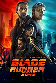 Blade Runner 2049, another first-run film presented at the Historic Jones Theater, Westclife, Colorado