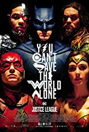 Historic Jones Theater presents Justice League, another first-run film