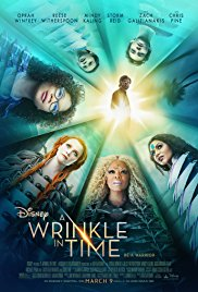 The Historic Jones Theater presents A Wrinkle in Time, another fine first-run film