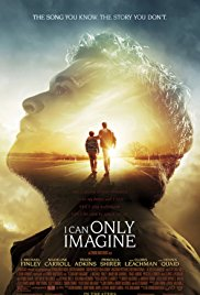 The Historic Jones Theater, Westcliffe, Colorado, presents I Can Only Imagine, another fine first-run film