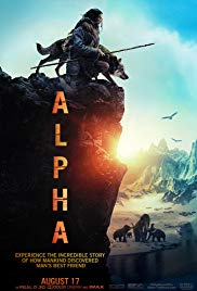 The Historic Jones Theater, Westcliffe, Colorado, presents Alpha, another fine first-run film