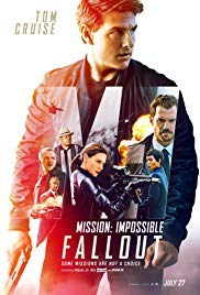 The Historic Jones Theater, Westcliffe, Colorado, presents Mission Impossible - Fallout , another fine first-run film