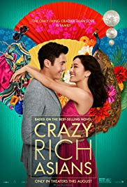 "The Historic Jones Theater, Westcliffe, Colorado, presents ""Crazy Rich Asians,"" another fine first-run film"