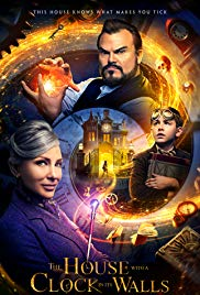 """""""The House with a Clock in Its Walls,"""" another fine first-run film presented by the Historic Jones Theater, Westcliffe, Colorado"""
