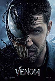 """""""Venom,"""" another fine first-run film presented by the Historic Jones Theater, Westcliffe, Colorado"""