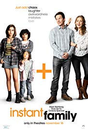 """""""Instant Family,"""" another fine first-run film presented by the Historic Jones Theater, Westcliffe, Colorado"""