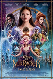 """""""The Nutcracker and the Four Realms,"""" another fine first-run film presented by the Historic Jones Theater, Westcliffe, Colorado"""