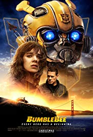 """Bumblebee,"" another fine first-run film presented by the Historic Jones Theater, Westcliffe, Colorado"