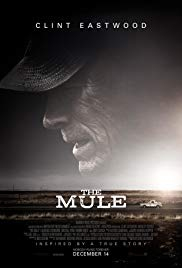 """The Mule,"" another fine first-run film presented by the Historic Jones Theater, Westcliffe, Colorado"
