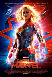 """Captain Marvel,"" another fine first-run film presented by the Historic Jones Theater, Westcliffe, Colorado"