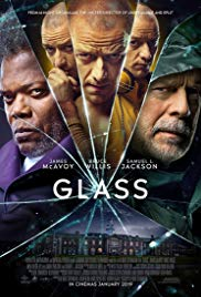 """Glass,"" another fine first-run film presented by the Historic Jones Theater, Westcliffe, Colorado"