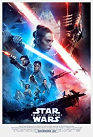 """Star Wars: The Rise of Skywalker,"" another fine first-run film offered at the historic Jones Theater, Westcliffe, CO"